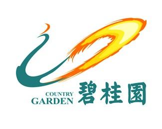 碧桂园地产标志