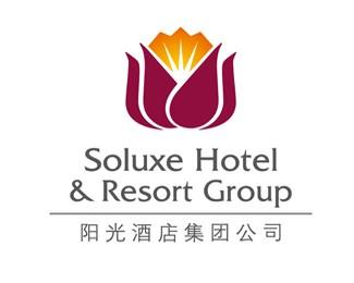 中油阳光酒店管理集团标志设计