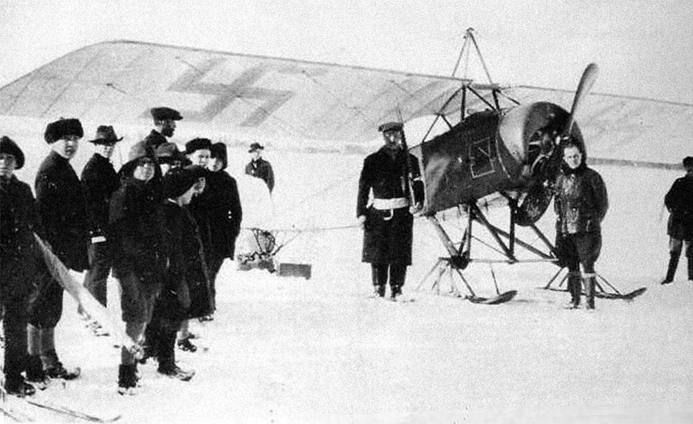 芬兰空军旧标志