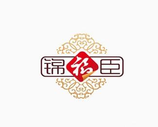 锦福臣纸品LOGO设计