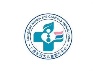 广州市妇女儿童医疗中心标志