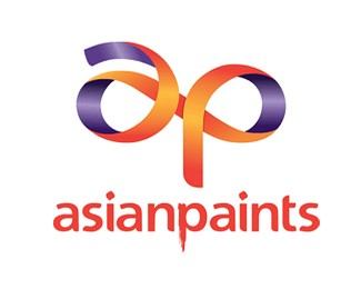 亚洲最大色_印度亚洲涂料(印度最大的涂料公司)Asian Paints - LOGO匠