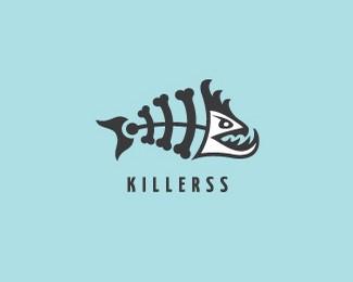 杀手鱼标志