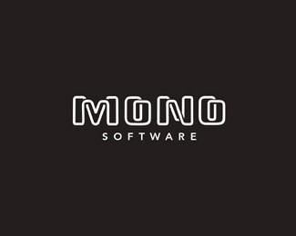 MONO软件公司标志