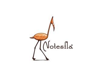 Notesfla标志